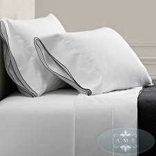 Tipped Satin Stitch Sheet Set-2